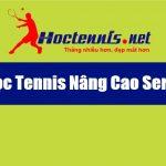 Tennis nâng cao: Tăng tốc độ đầu vợt