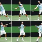Phân tích chi tiết cú thuận tay thần sầu của Federer và Nadal