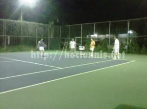 Lớp tennis cơ bản cho người lớn CB41