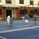 Học Tennis - Khóa I 2013