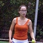 Huong - Hoc vien lop Gia su tennis GS29