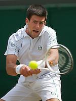 Đánh tennis như Djokovic - Danh tennis nhu Djokovic