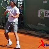 Kỹ thuật mở vợt tennis