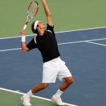 Giao bóng tennis như Federer phần 1