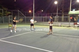 Các lớp tennis khai giảng tháng 8 - 2014 ở Hà nội