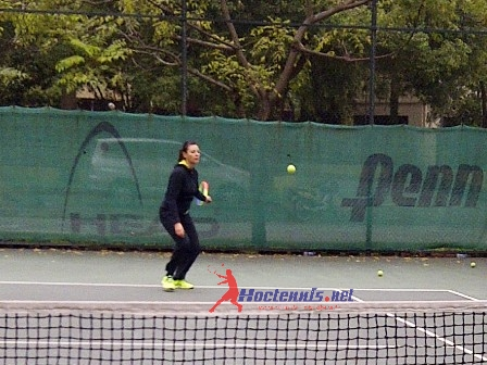 Tennis class for foreigner FPC4 in Hanoi