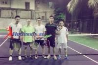 Các lớp tennis khai giảng tháng 5 - 2015