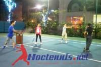 Các lớp tennis khai giảng tháng 4 năm 2015 tại Hoctennis.net