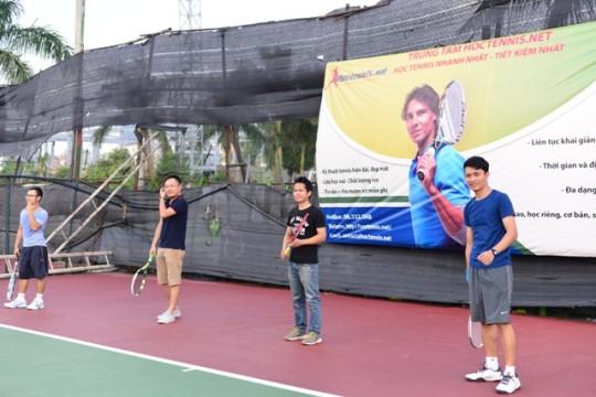 Đội Nadal ở trò chơi thứ 3