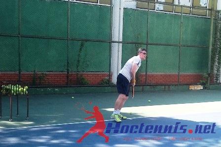 Tennis class in Hanoi FPC12 2