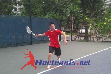Lớp tennis cho người nước ngoài ở Hà nội FPC14