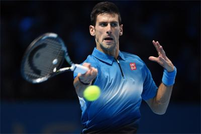 ATP World Tour Finals 2015: Djokovic - Nishikori