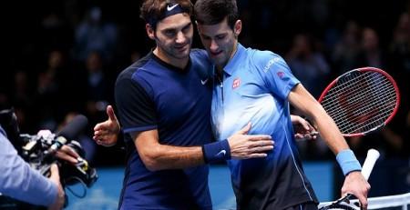 ATP World Tour Finals 2015: Federer vs Djokovic