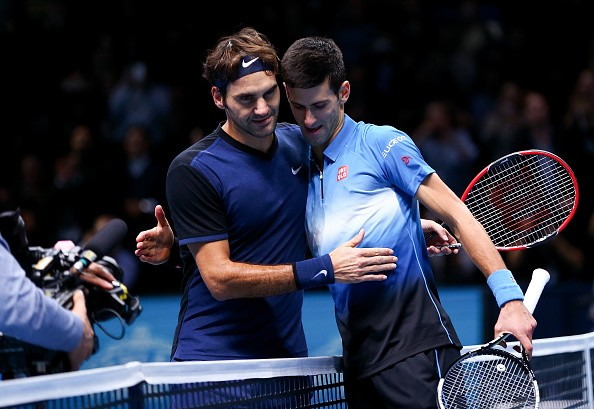ATP World Tour Finals 2015: Federer vs Djokovic