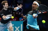 ATP World Tour Finals 2015: Nadal vs Murray