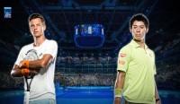 ATP World Tour Finals: Berdych vs Nishikori