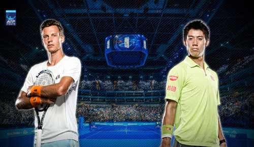 ATP World Tour Finals: Berdych vs Nishikori