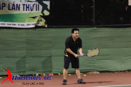 Day tennis co ban CB92