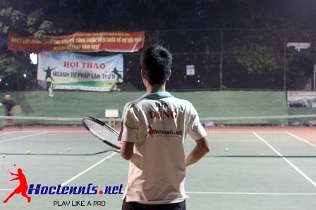 Tennis co ban CB92