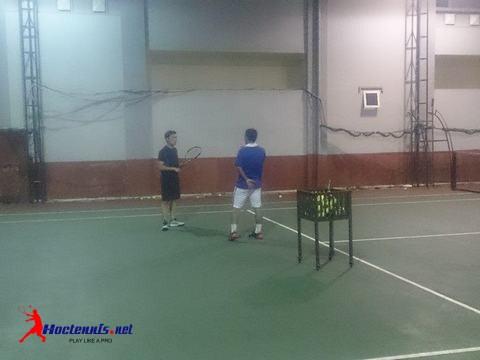 Học tennis cơ bản ở Lê Trọng Tấn, Thanh Xuân