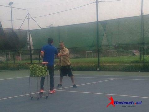 Học riêng tennis