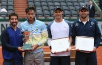 Chung ket danh doi tennis Roland Garros 2016