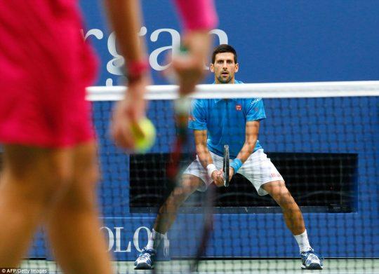 Hiểu sai về trả giao bóng tennis và cách sửa hiệu quả