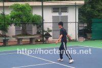 Lớp học riêng tennis Trung hòa Nhân chính