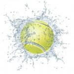 Cung cấp nước cho cơ thể khi chơi tennis