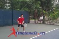 Cac lop tennis khai giang thang 8 - 2015